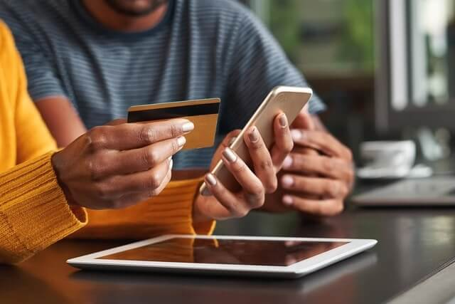 How credit cards can help you build credit history