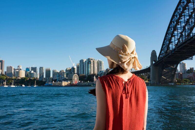 How can Australians apply for the E-3 visa?