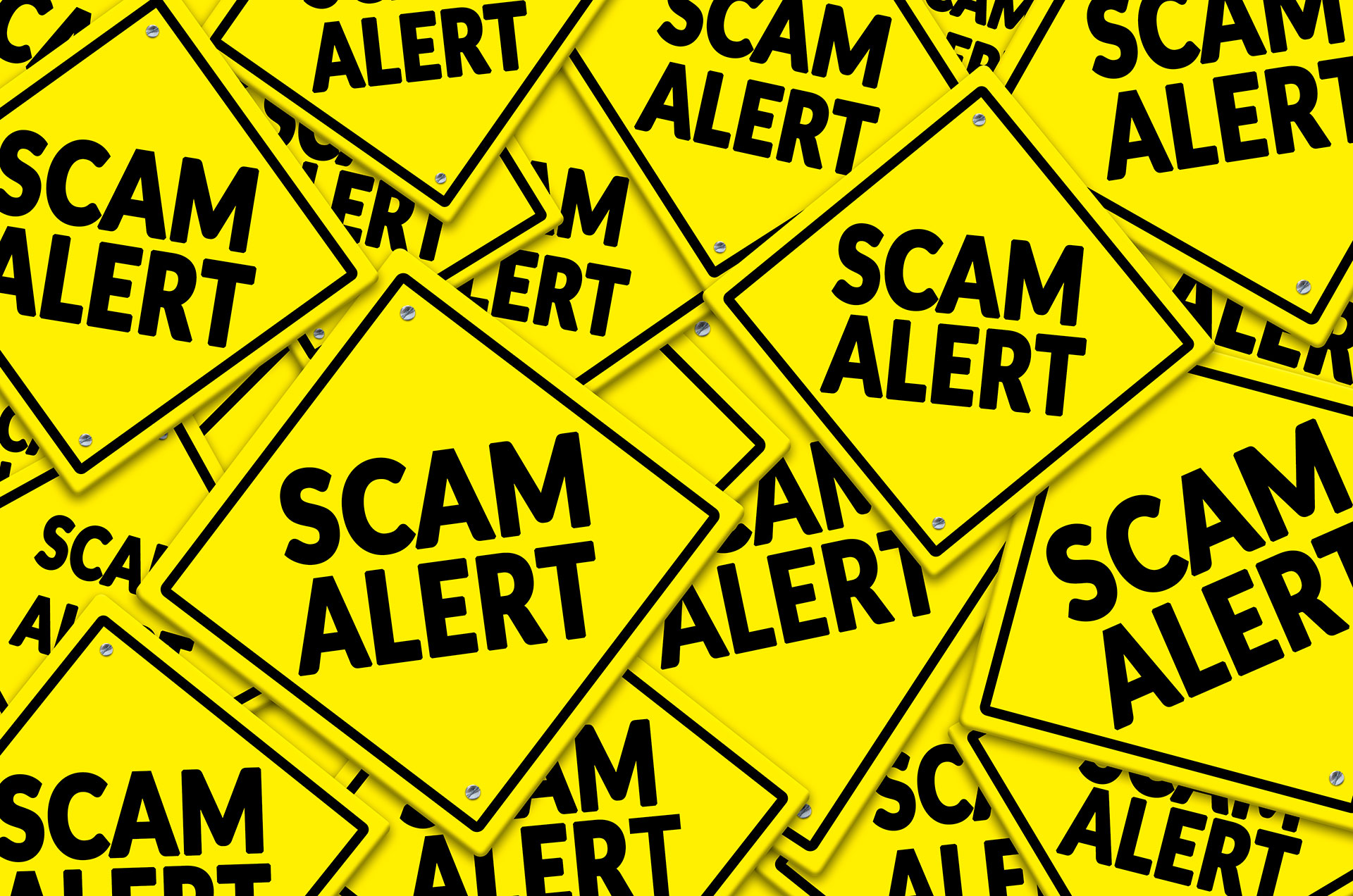 Covid 19 Scam Warning