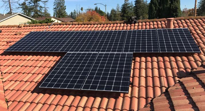 San Jose Solar Panels