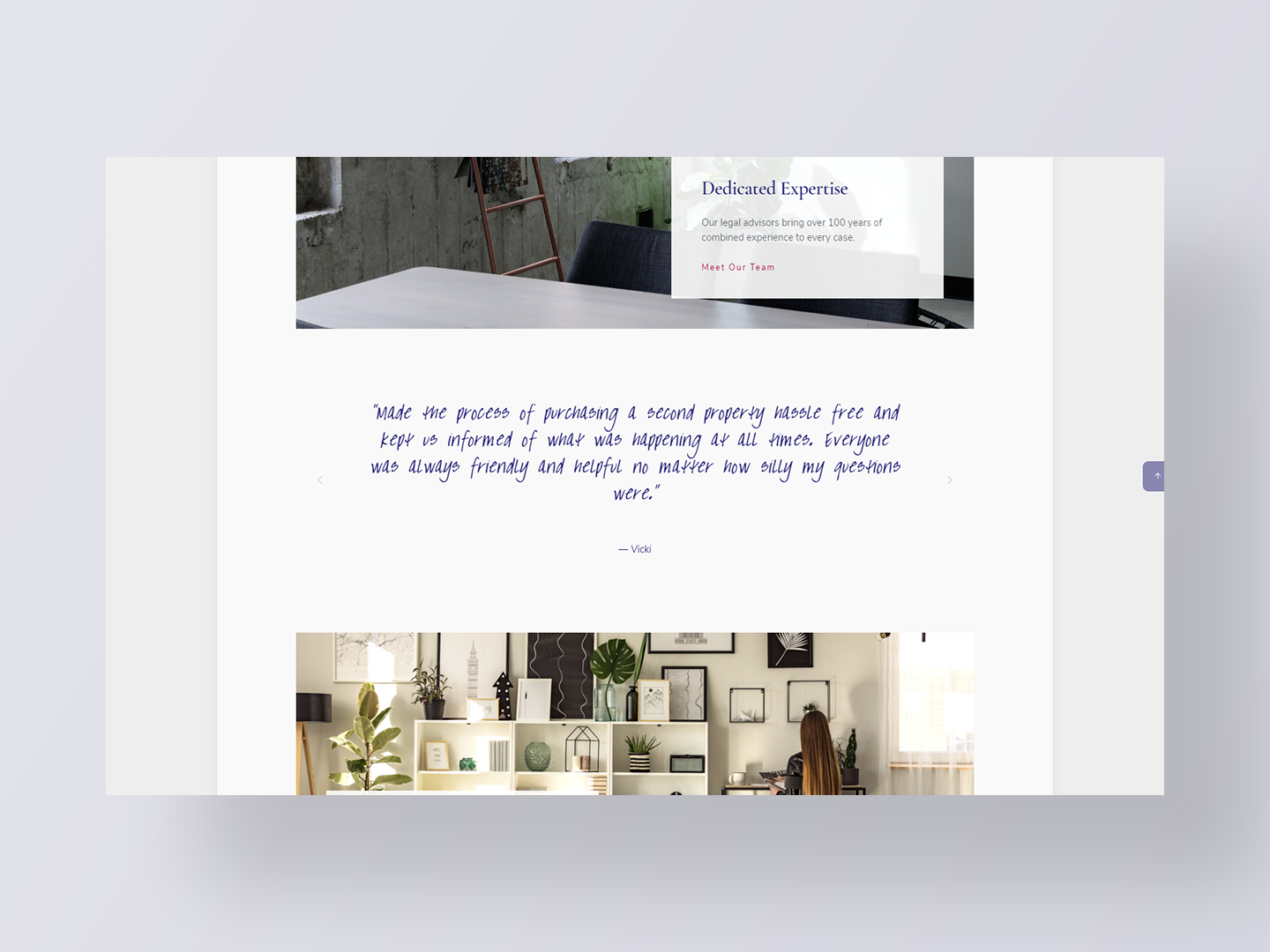Gallie Mile's new website by Neon Hive