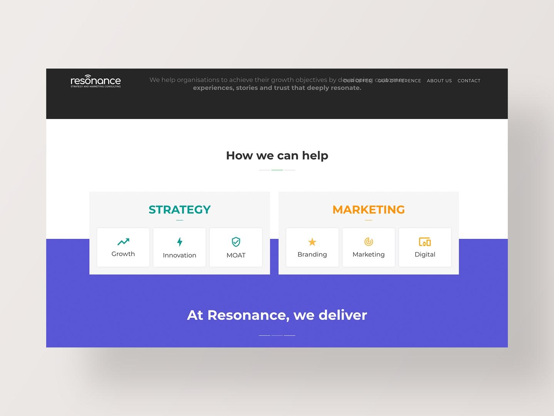 Website Development by Neon Hive