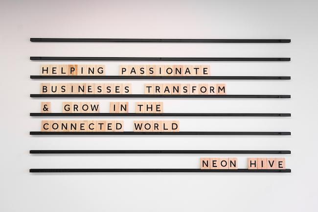 Neon Hive Mission Statement