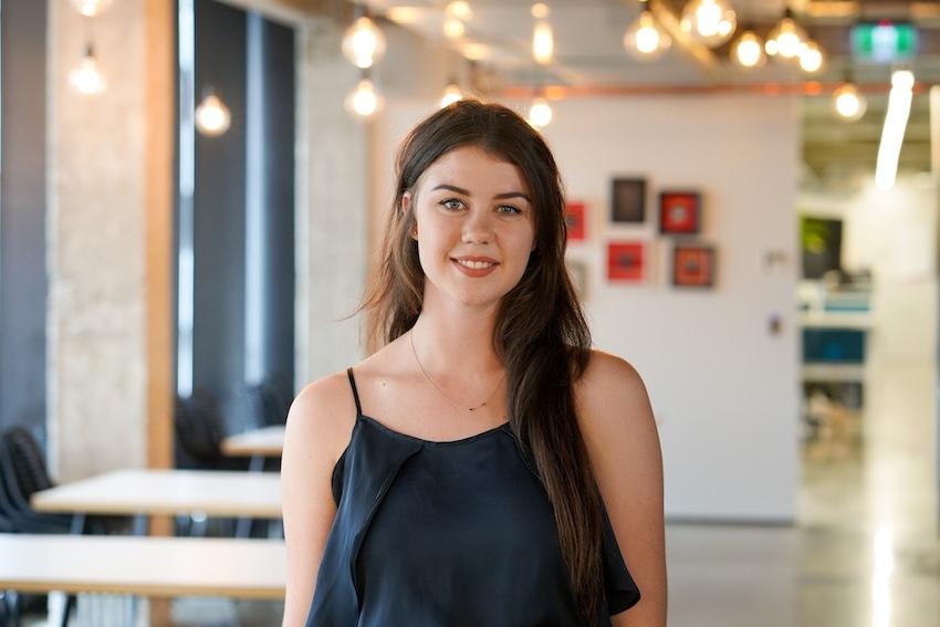 Portrait of Hannah Moulden