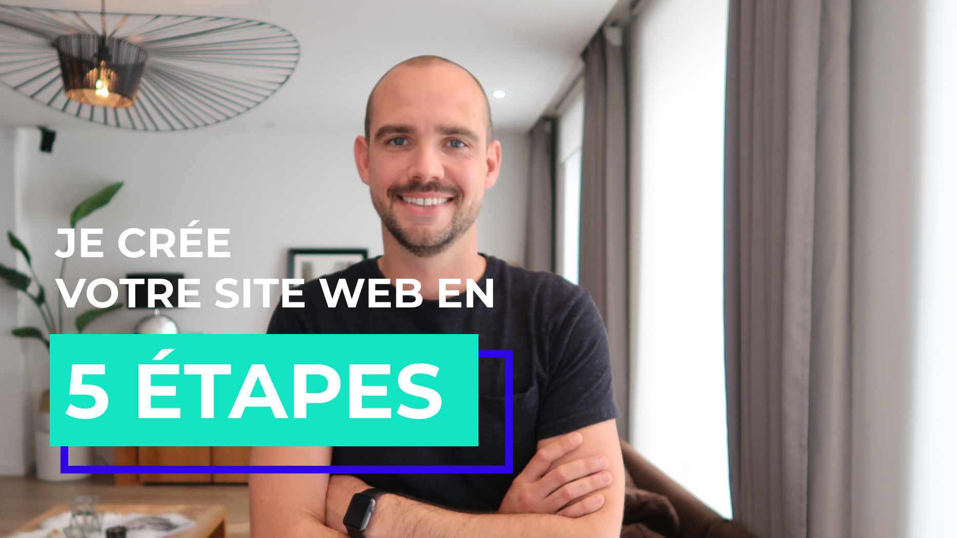 Happy Desk - Kevin Palombo - Site web sur mesure en 5 étapes webflow