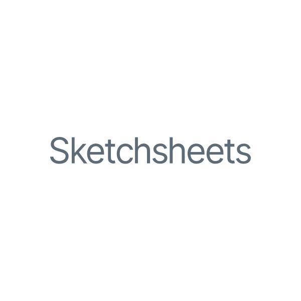 Sketchsheets