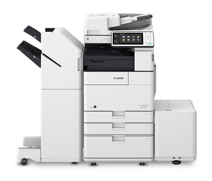 multifunction photocopier printer