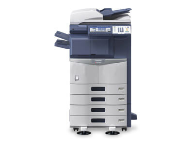 Used Toshiba photocopier model