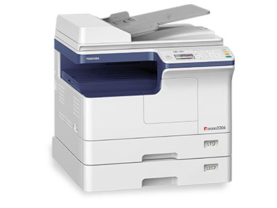 Toshiba photocopier model