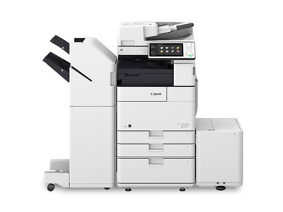 New Canon photocopier model that has undergone canon printer repair