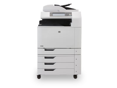 used hp office printer