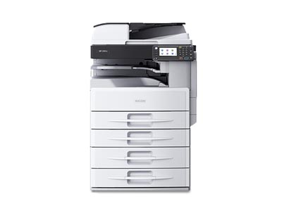 New Ricoh printer model