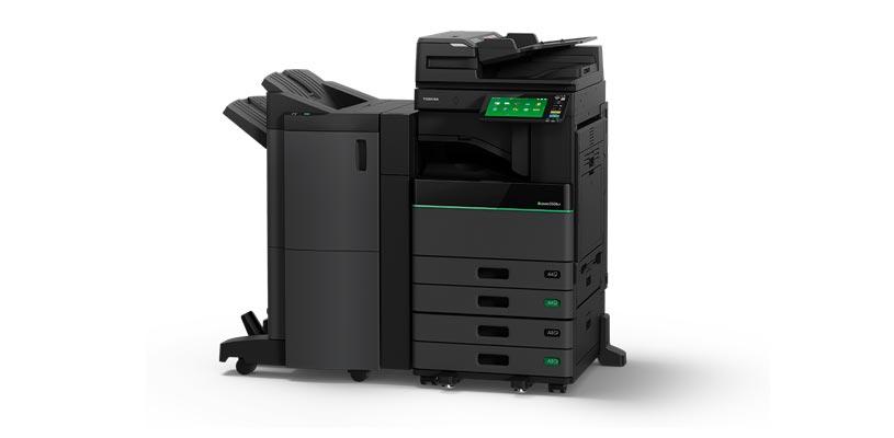 Reliability of Toshiba printers