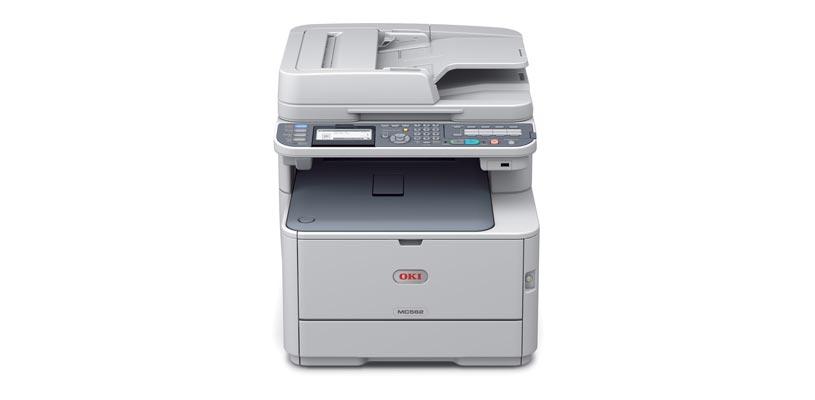 OKI printer ease of use