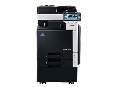 used Conica Minolta printer
