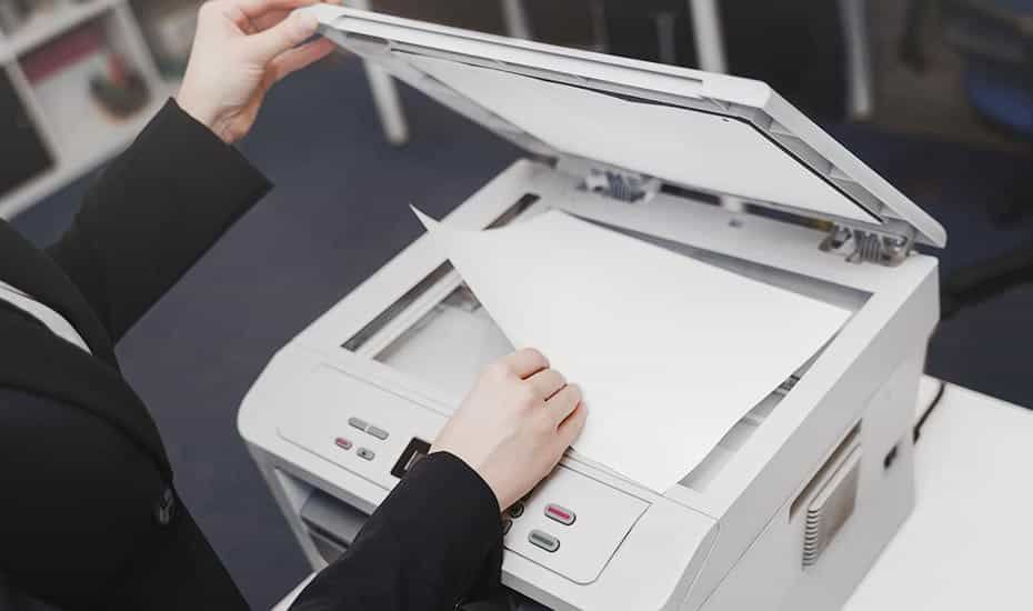 How to photocopy a textbook like a pro