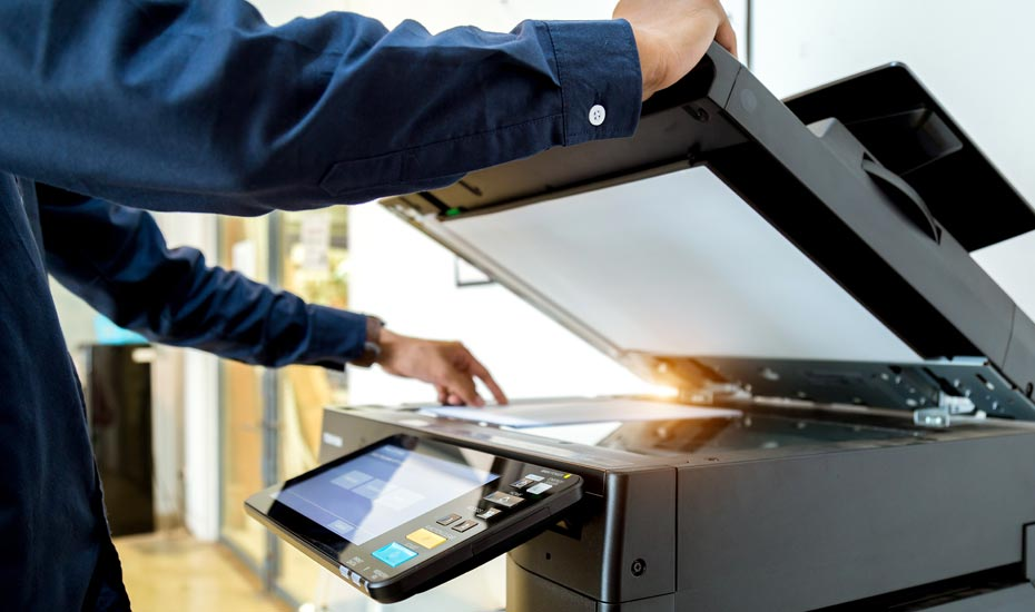 What to look out for when leasing a photocopier