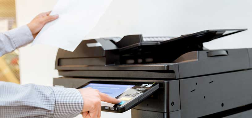 rent printers for your office