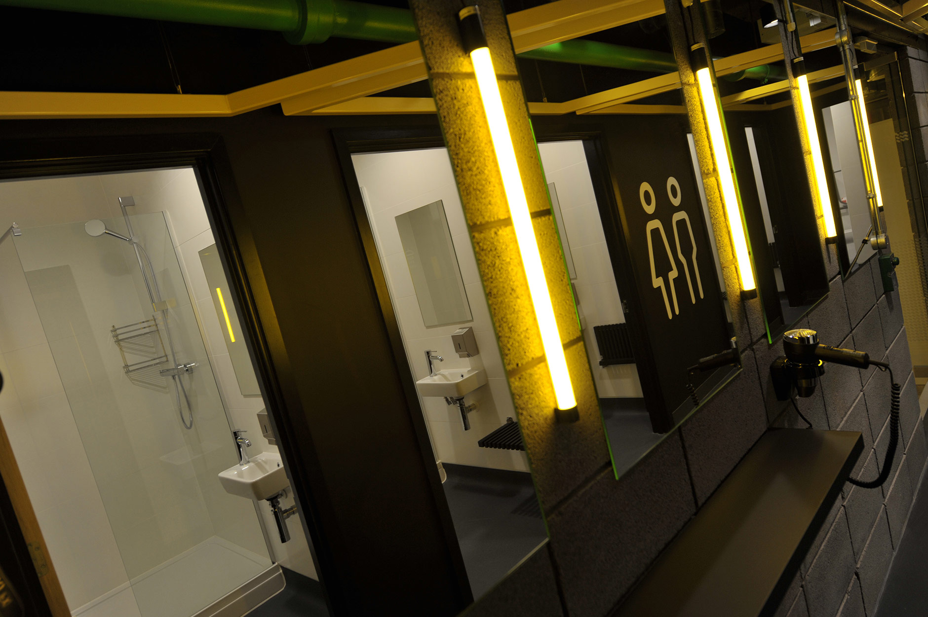 an image of the toilets at One Portland Street