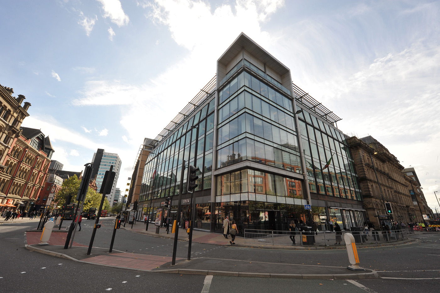 an image of the exterior of One Portland Street