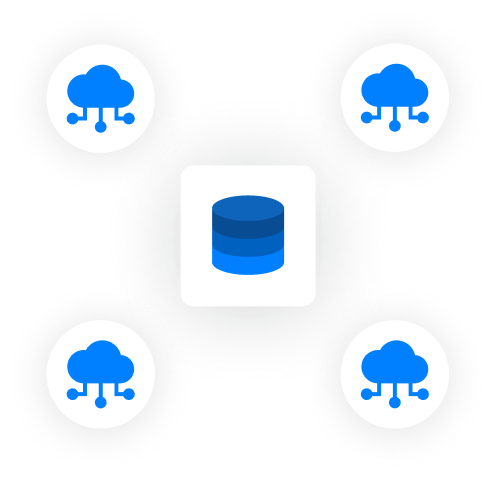 Fountain offers multi-cloud hosting services.