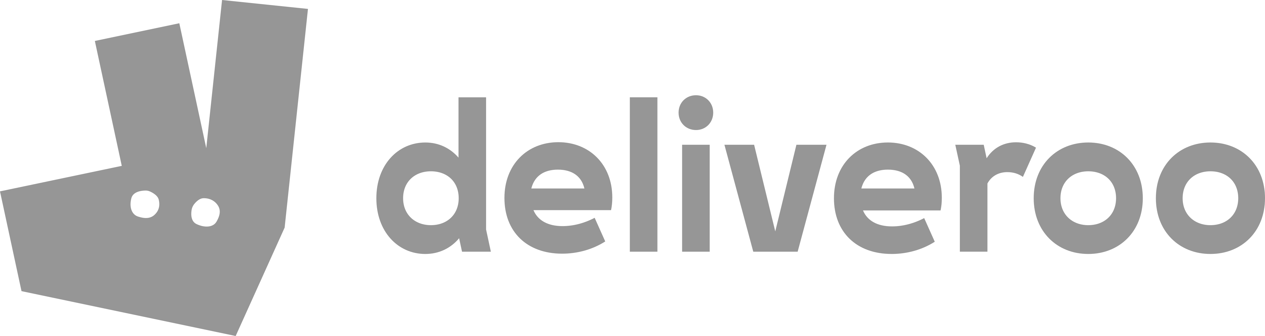 Deliver logo white