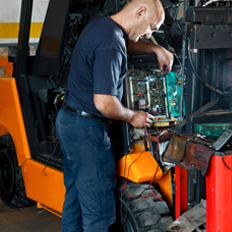 Material Handling Operational Maintenance