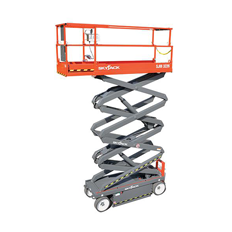 Electric Scissor Lift Rentals