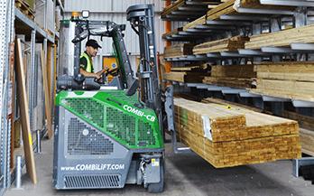 Combilift Forklifts
