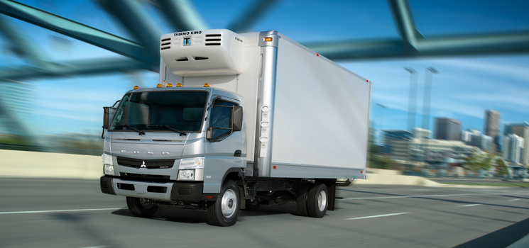 FUSO Canter Commercial Truck