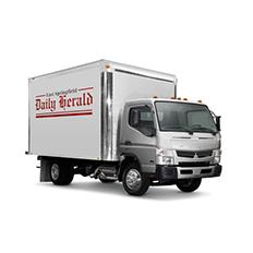 商用卡车租赁 & 租赁