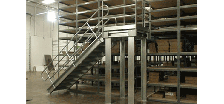 Rivetier Steel Shelving