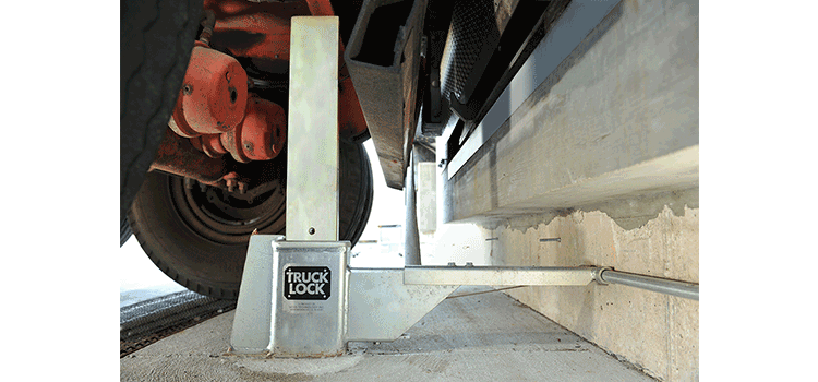 Truck Lock