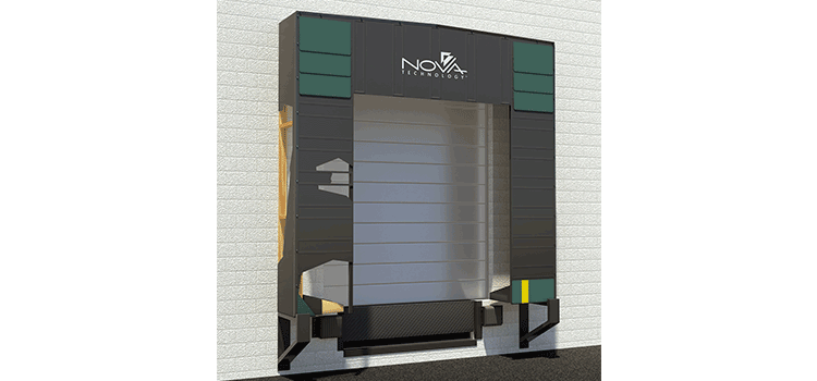 Nova RF Series Dock Shelter