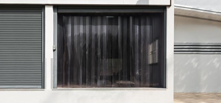 Warehouse Strip Door