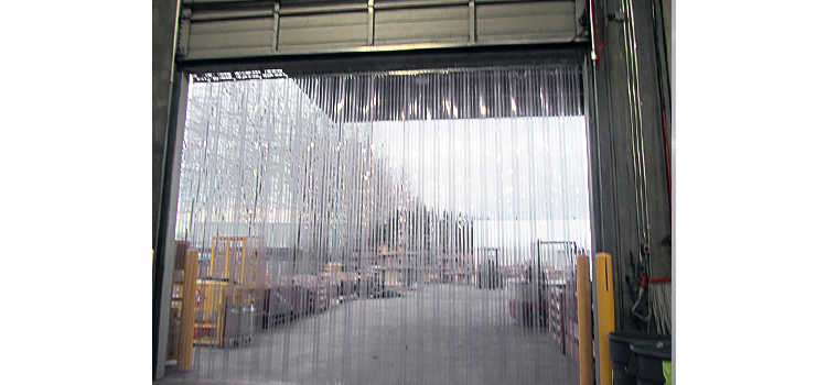 Warehouse Strip Door