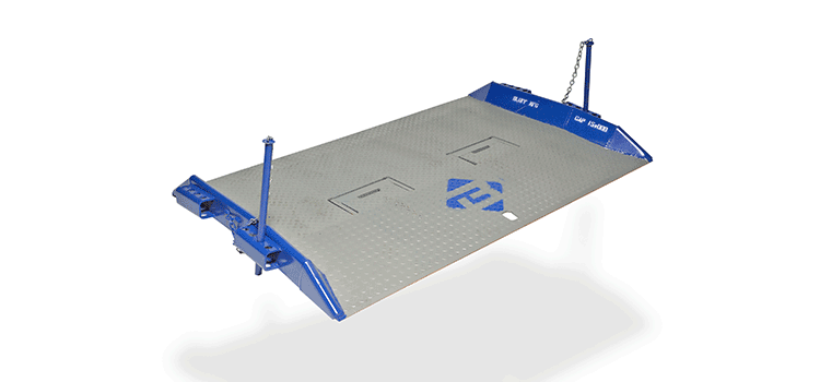 Dock Board - Steel T Design