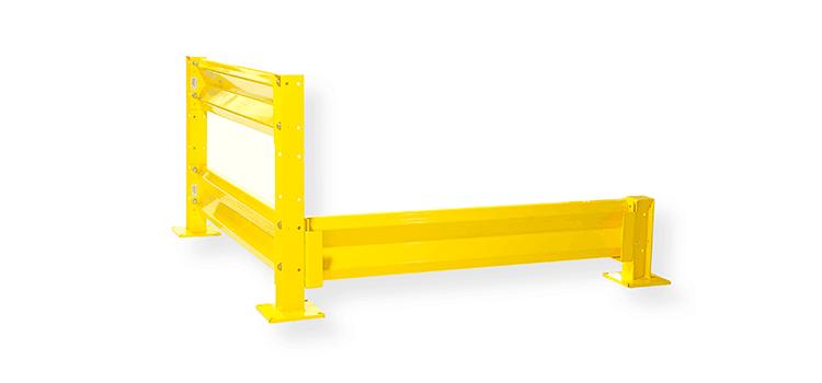 Warehouse Guard Rail