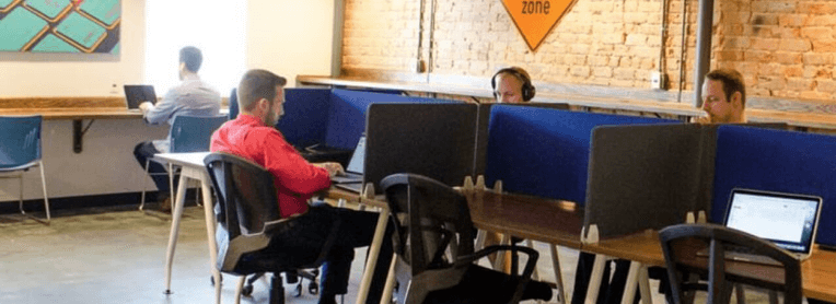 Coworking Station Raleigh