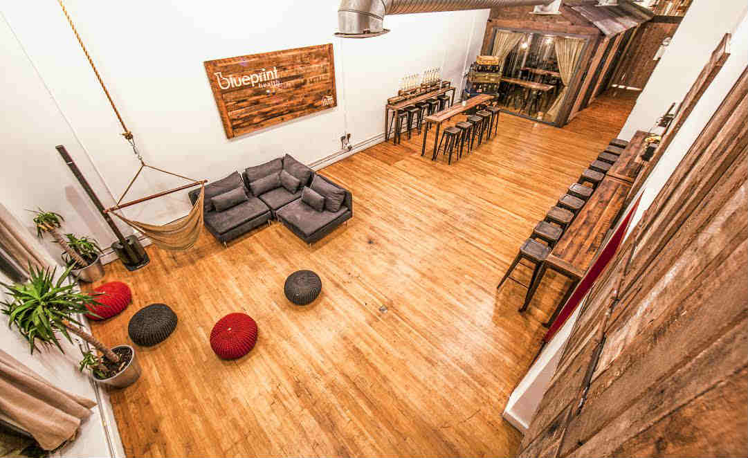 Green Coworking in New York City