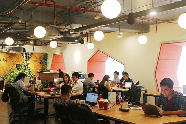 coworking space in hanoi