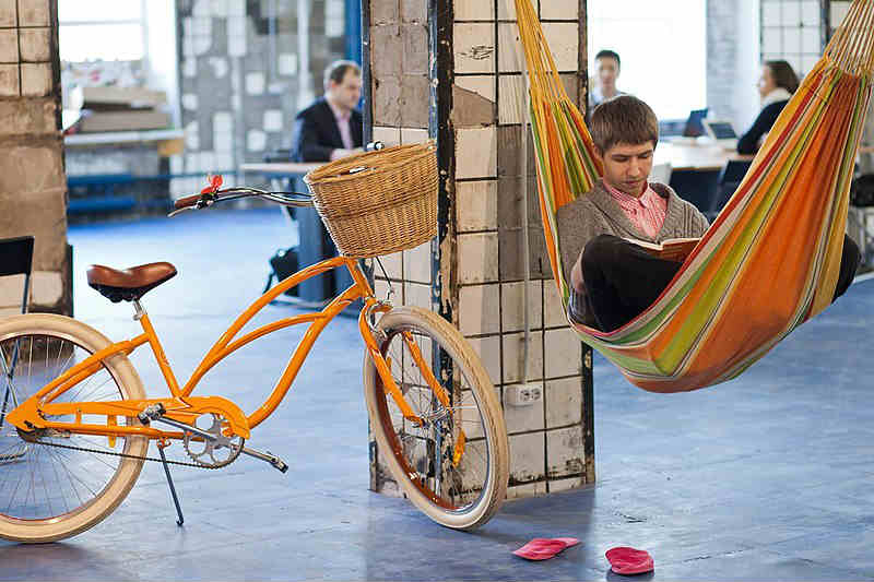 coworking amenities