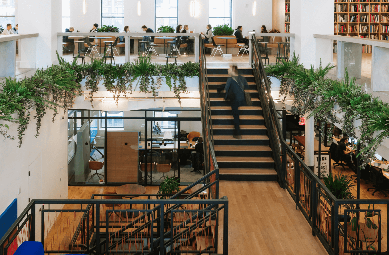 The WeWork Business Model Explained [+ PDF Guide