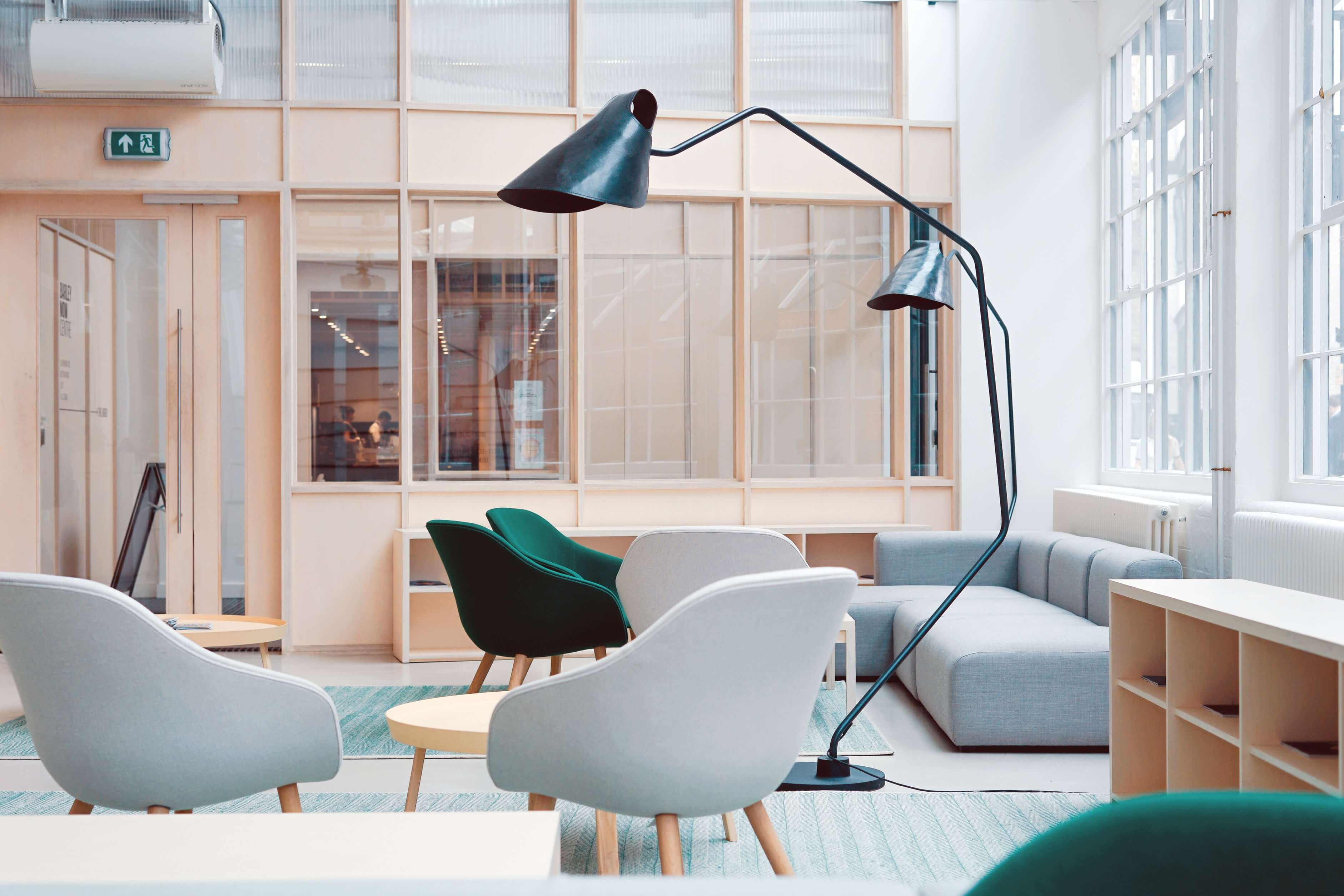 Coworking Space Furniture How To Create The Right