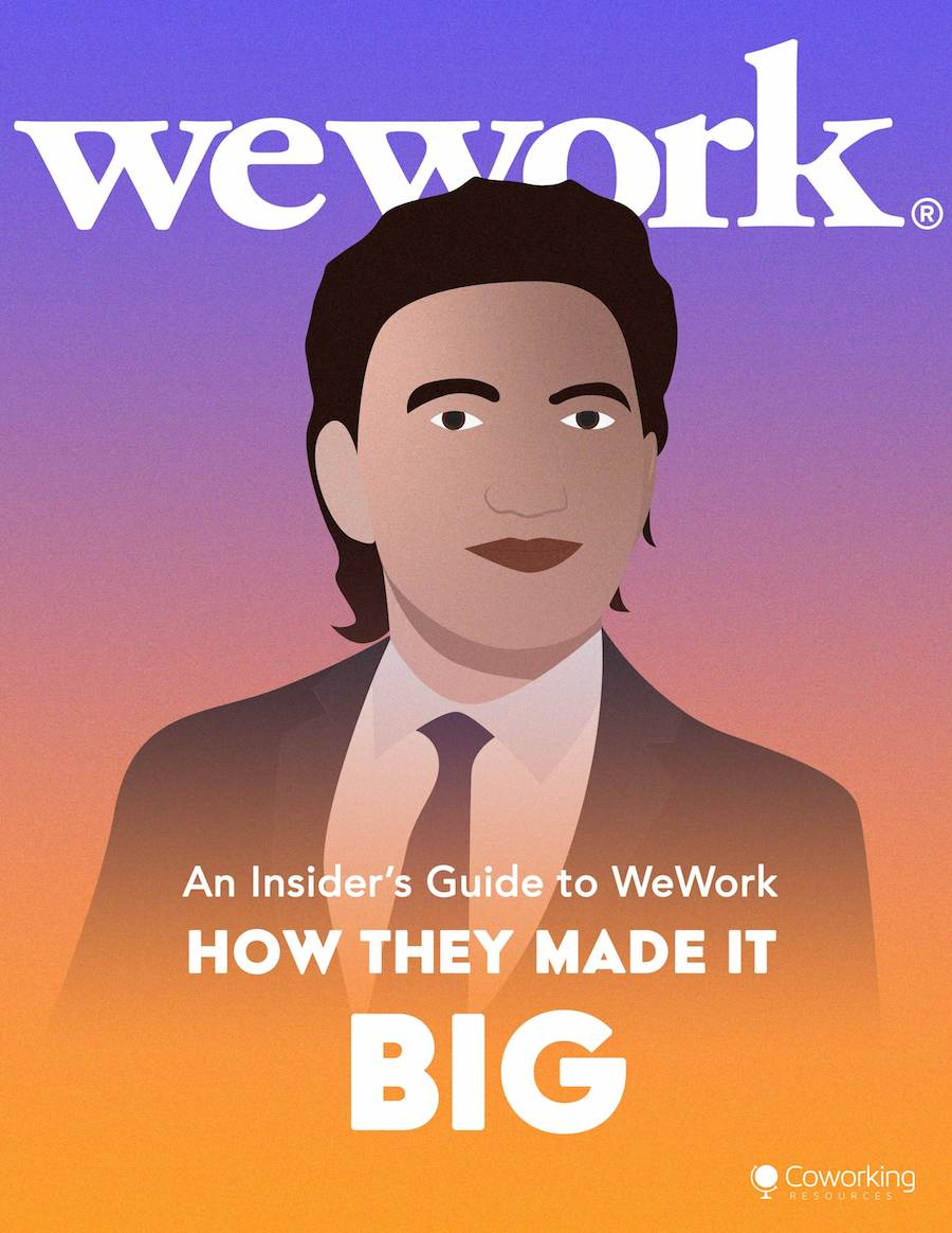Wework business model guide