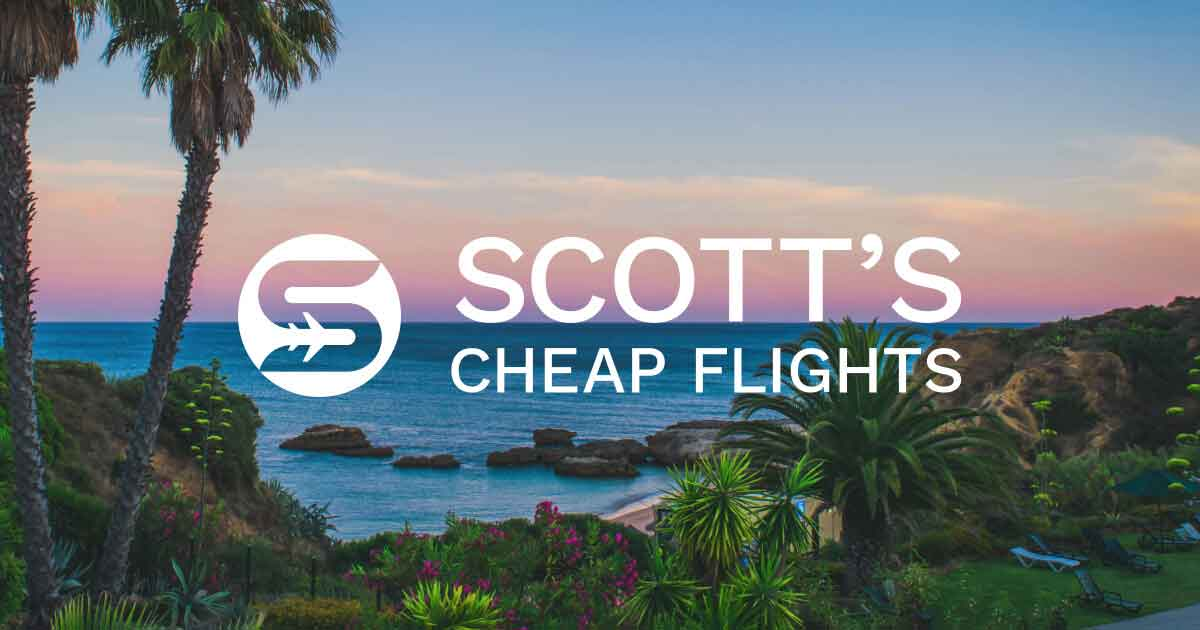 Scott's Cheap Flights | Cheap Airline Tickets, Airfare and Flight Deals