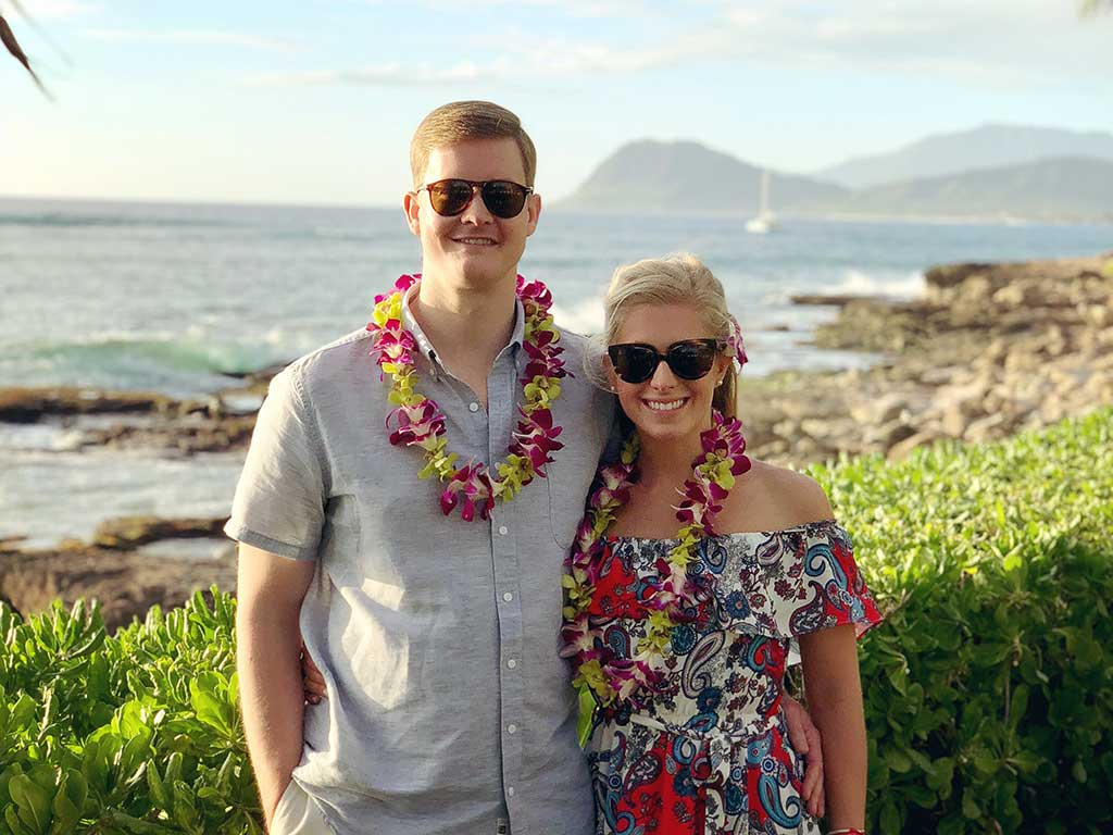 Scott's Cheap Flights member Kristen L in Hawaii