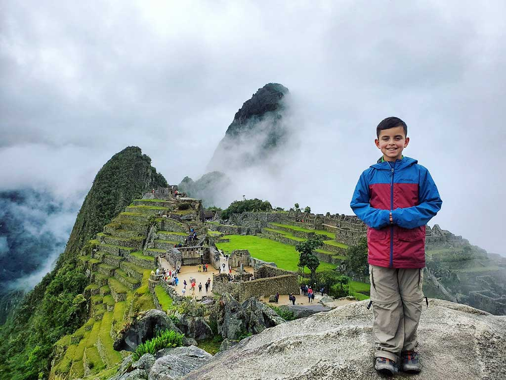 Scott's Cheap Flights member Jennifer G. in Machu Picchu
