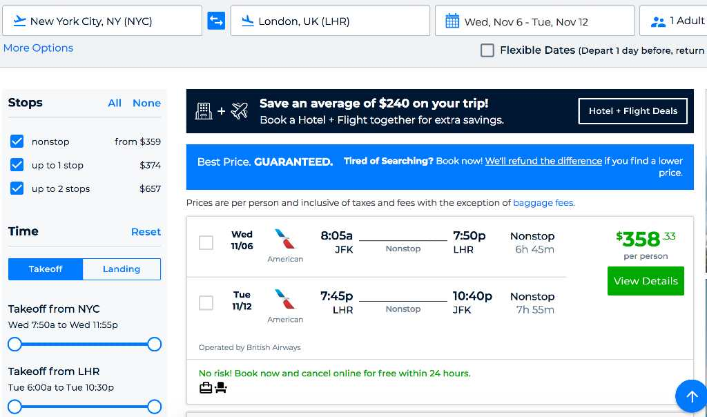 Can i bet flight price on priceline blue square betting co uk