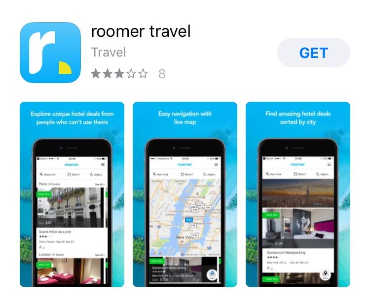 Roomer app